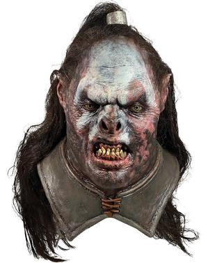 Masque Lurtz - Le Seigneur des Anneaux