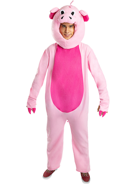 Pig Costume for Adults