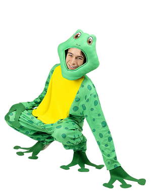 Kostým žába pro dospělé