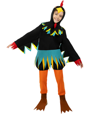 Kostým kohout pro děti
