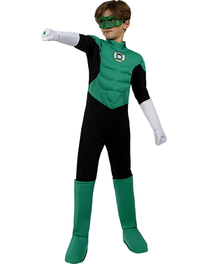 Déguisement Green Lantern enfant