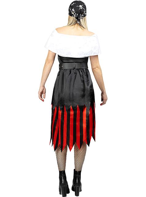 Strój Piratka dla kobiet - Kolekcja Korsarska