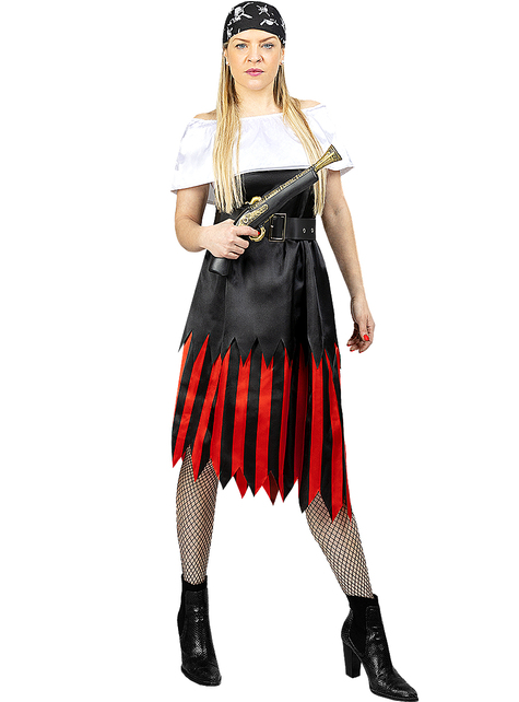 Pirate Costume for Women - Buccaneer Collection