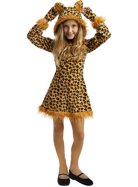 Luipaard kostuum voor meisjes