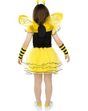 Kostým včely pre dievčatá