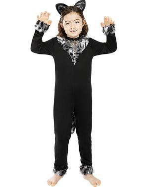 Katten kostuum voor meisjes