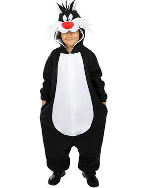Disfraz de Silvestre para niños - Looney Tunes