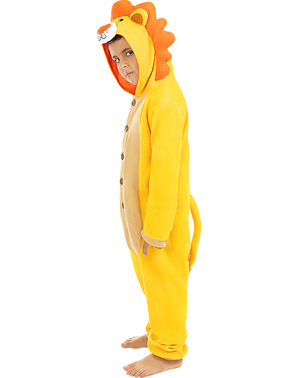 Kostým lev (kombinéza) pre deti