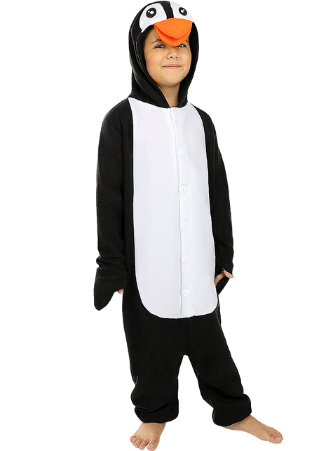 Onesie Pingviiniasu Lapsille
