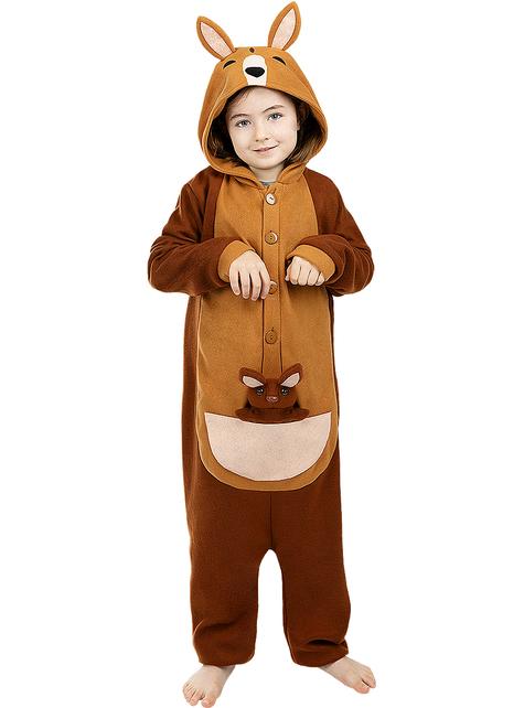 Strój Onesie Kangur dla dzieci