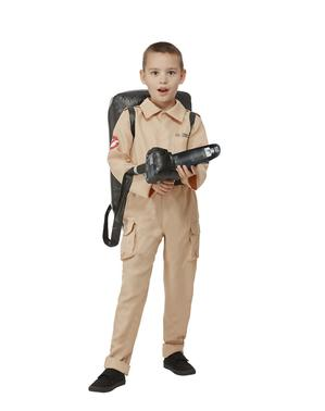 Fato de Caça-Fantasmas para meninos