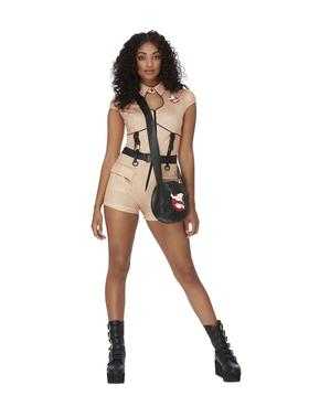 Sexy Ghostbusters Costume for Women