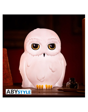 Hedwig Lamp - Harry Potter