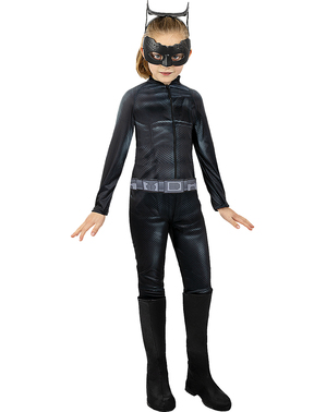 Catwoman Kostume til Piger
