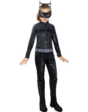 Dievčenský kostým Catwoman