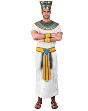 Fato de egípcio Imhotep para homem