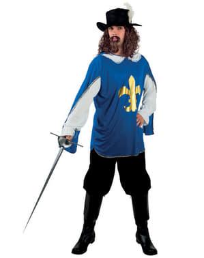 Musketier des Rechts Kostüm für Herren
