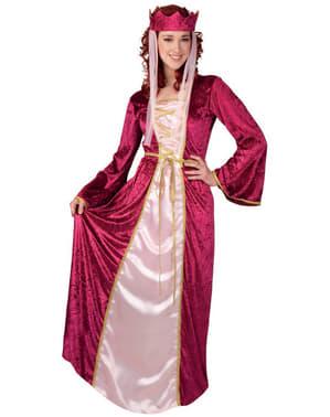 Disfraz de Marquesa del Renacimient