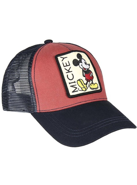 Gorra de Mickey Mouse para adulto