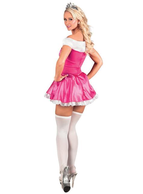 Prinsesse Kostume Pink til Kvinder