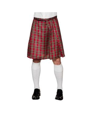 Saia escocesa para homem