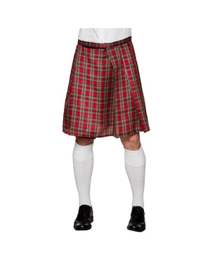 Spódnica szkocka męska