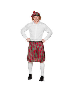 Schottenrock für Herren Classic