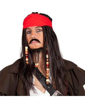 Accessoires Tobias le pirate homme