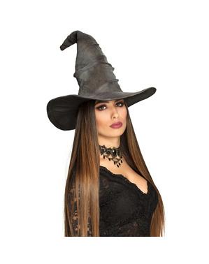 Жената Зедда на шапката на вещиците