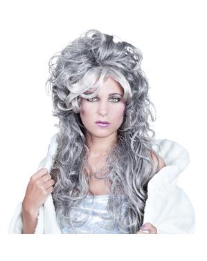 Perruque fantôme de glace femme