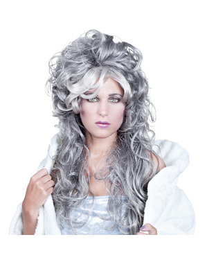 Woman's Ice Phantom Wig
