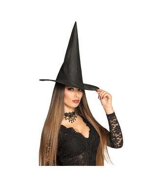 Klassieke heksenhoed voor vrouw