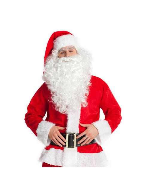 Szeroki pas Święty Mikołaj męski