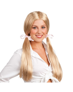 Woman's Applied Student Wig