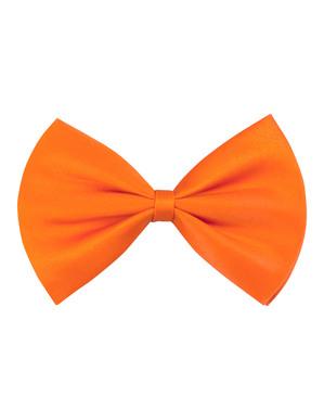 Papion portocaliu pentru adult