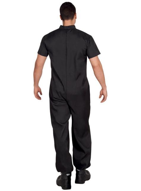 Disfraz de oficial SWAT para hombre - hombre