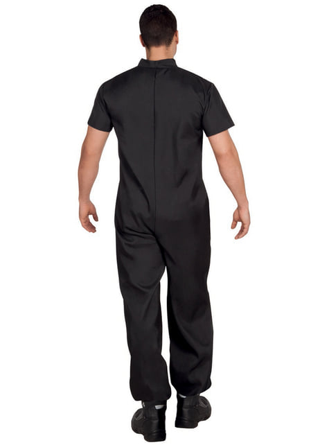 Man's SWAT Officer Costume