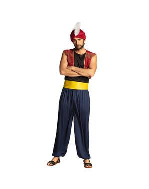 Arabisk Prins Kostume