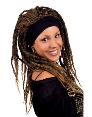 Perruque dreadlocks