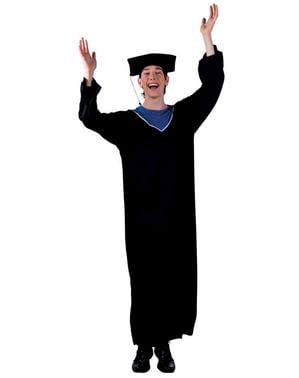 Déguisement diplômé adulte