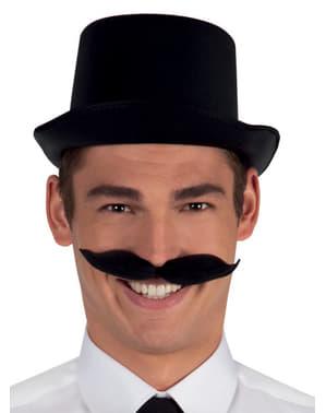 Flexibler Schnurrbart für Herren