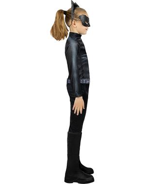 Fato de Catwoman para menina