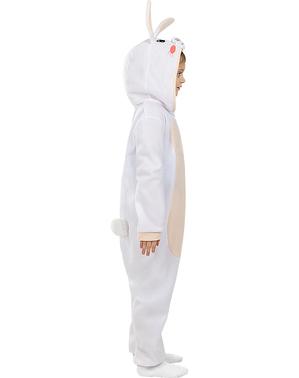 תחפושת ארנב - חליפת גוף שלמה לילדים