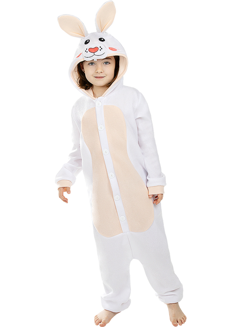 Onesie Rabbit Costume for Kids