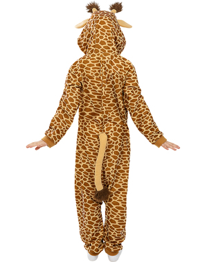 Onesie Giraffe Costume for Kids