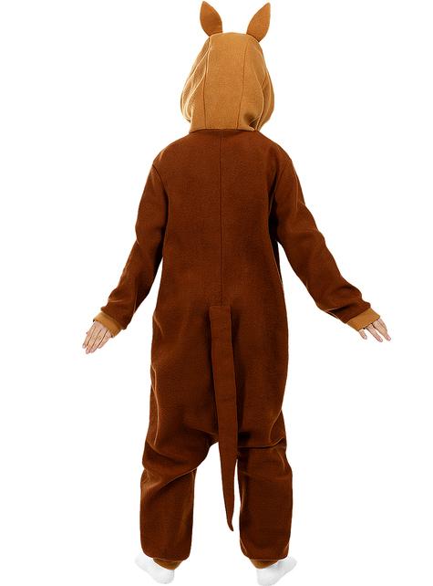 Onesie Kangaroo Costume for Kids