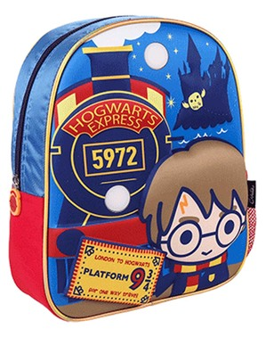 Harry Potter 3D osvijetljeni ruksak za djecu