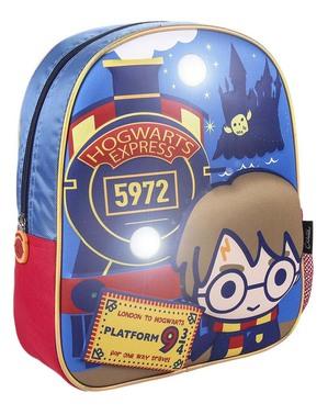 Harry Potter 3D Rucksack mit Licht für Kinder