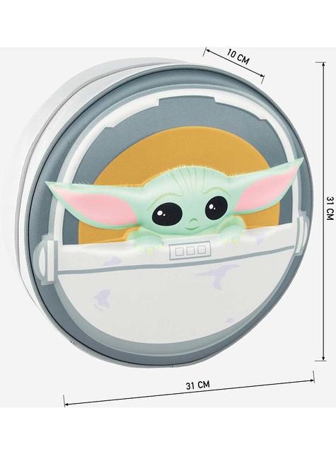 Mochila The Mandalorian para niños - Star Wars