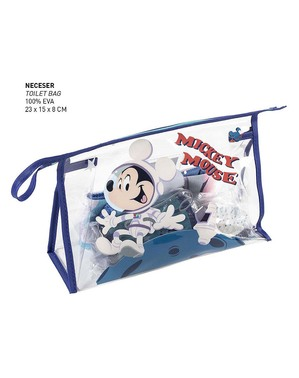 Mickey Mouse Toiletry Bag for Boys